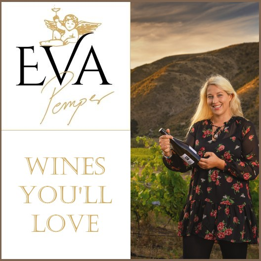 """Welcome to Eva Pemper Wines! Crafted with love in beautiful sunny Marlborough. Taste Croatia and New Zealand together in a bottle of wine!"""